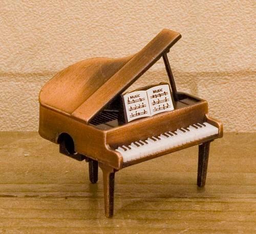 【ミニチュア】アンティークシャープナー[レトロ グランドピアノ]鉛筆削り♪※在庫有りと書いてあっても、お取り寄せ商品は受注後にメーカー注文になります。※☆【音符・小物グッズ-音楽雑貨】【音楽雑貨】  音楽グッズ  <br>バレエ発表会 記念品 プレゼントに最適 ♪