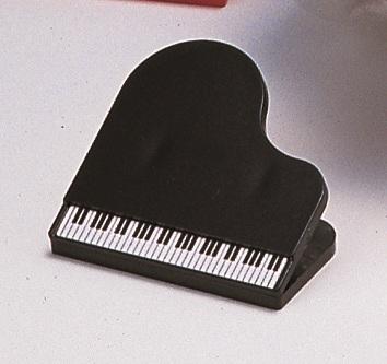 ペーパークリップ グランドピアノ  ♪【ピアノ発表会記念品に最適♪】